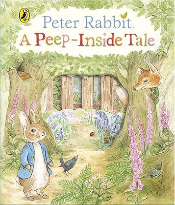 Usborne Peter Rabbit Book - A Peep Inside Tale