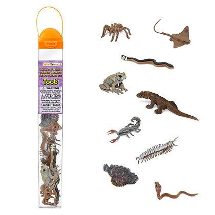 Safari Toob: Venomous Creatures