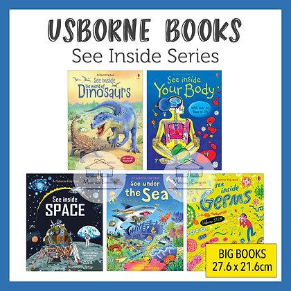 Usborne See Inside Series