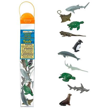 Safari Toob: Endangered Species Marine