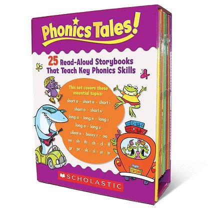 Scholastic Phonics Tales