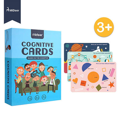 MiDeer Cognitive Cards