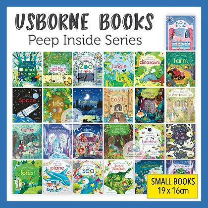 Usborne Peep Inside