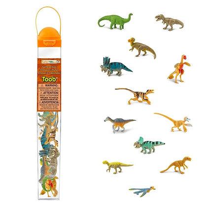 Safari Toob: Feathered Dinos