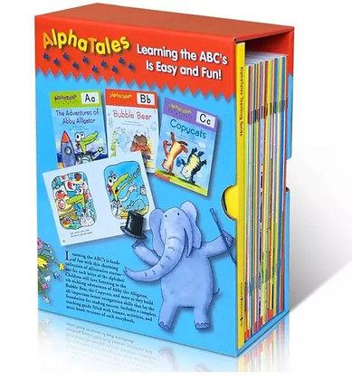 Scholastic Alpha Tales