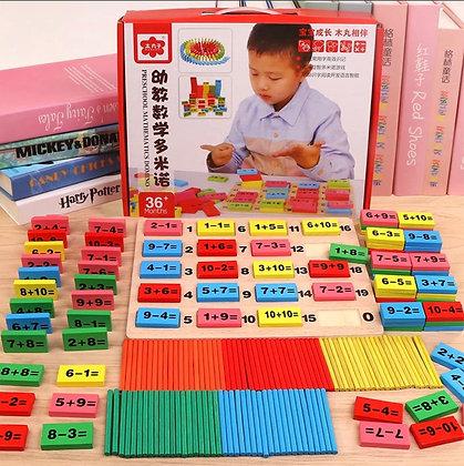 Mathematics Domino (Addition & Subtraction Blocks)