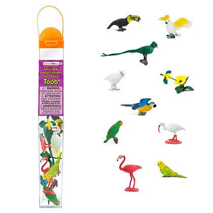Safari Toob: Exotic Birds