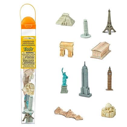 Safari Toob: Around the World