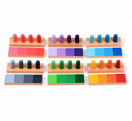 Montessori Colour Resemblance Sorting