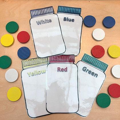 Montessori: The Candy Jars