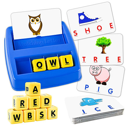 Matching Letter Game