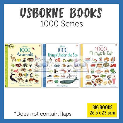 Usborne 1000 Series