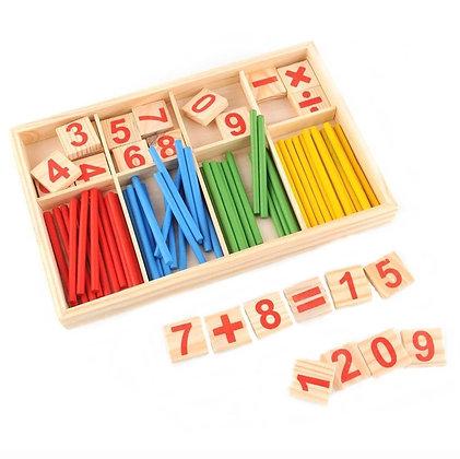 Math Intelligence Stick