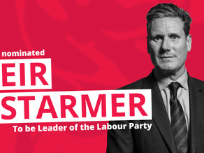 We've nominated Keir Starmer to be Leader of the Labour Party