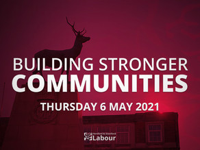 Hertford & Stortford Labour Announce Candidates in Thursday 6th May Local Elections