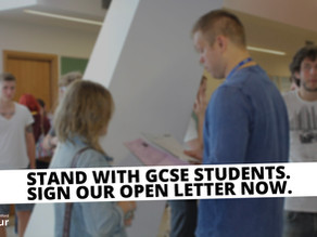 We're Calling for Sixth Form Admissions Officers to Stop GCSE Students from Missing Out