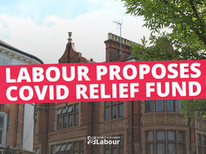 Labour Propose Covid Relief Fund for Hertford, Backed by Opposition, but Tories Vote Against