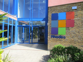 The Rhodes Centre in Bishop's Stortford Should Change Its Name, But That's Just the Start