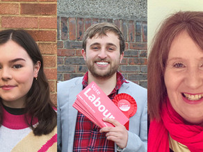 Labour Announce Candidates Selected in Bishop's Stortford & Sawbridgeworth for May Local Elections