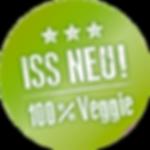 Iss neu 100% Veggie