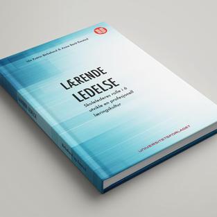 Lærende Ledelse bokomslag