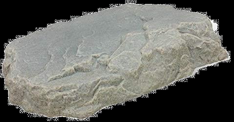 "Rock Cover Model 108 (31""L × 27""W × 6""H)"