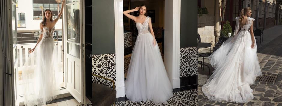 【高貴、典雅、性感、知性】說的就是Le Soleil Bridal Closet的婚紗 - Style BE