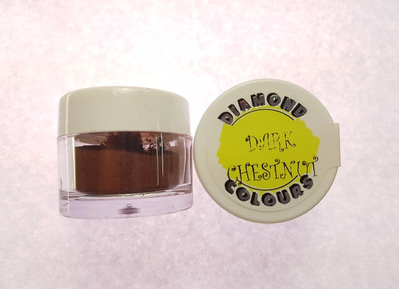 Diamond Colours colour dust - dark chestnut (brown)