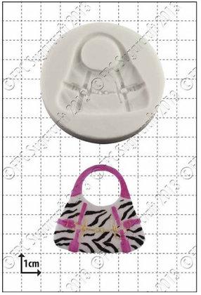FPC Sugarcraft:  Handbag (1) silicone mould