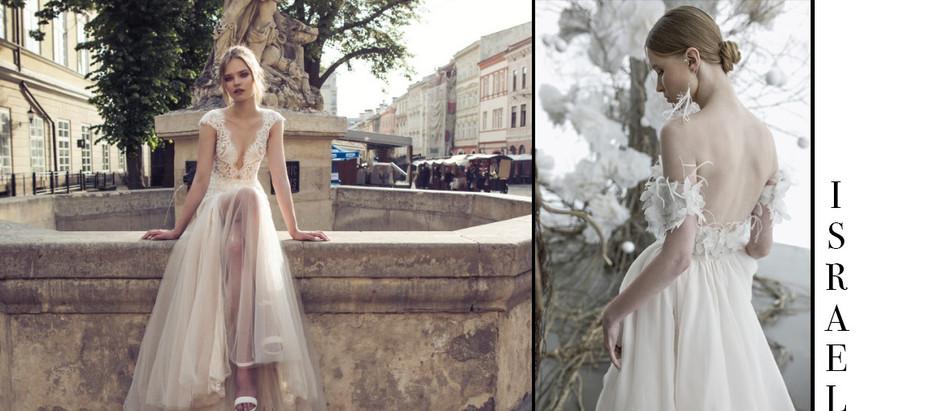 【田園風Garden Banquet】3個你一定要認識的以色列婚紗品牌 - Deluxe Hong Kong