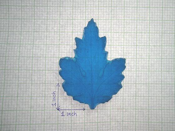 Single-sided cosmos leaf veiner