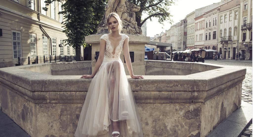 以色列輕婚紗打造新一代時尚新娘 婚禮雜誌