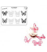 JEM:  Lacey butterflies cutters (set of 4)