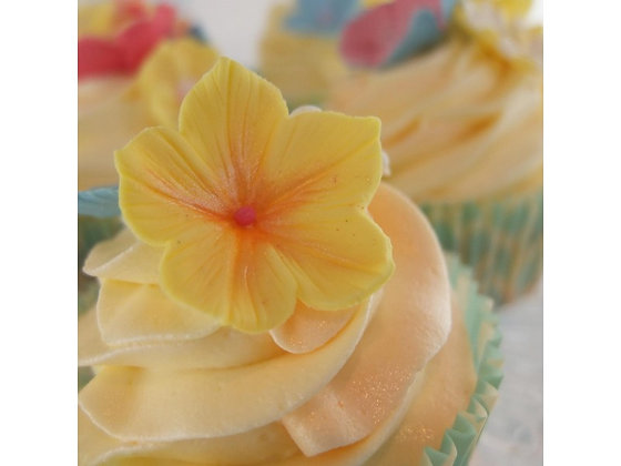 Blossom Sugar Art: Petunia cutter & mould set