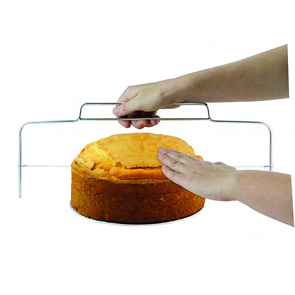 "PME: 18"" cake leveller"