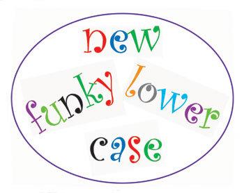 FMM:  Funky alphabet set (lower case)