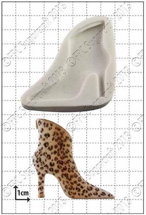 FPC Sugarcraft:  Fashion boot (1) silicone mould