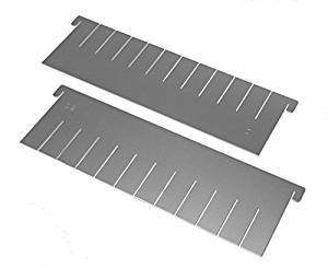 "Alan Silverwood:  Extra dividers for 12"" x 4"" multisize cake pan"