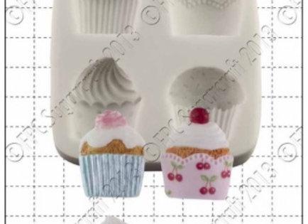 FPC Sugarcraft:  Cupcakes silicone mould