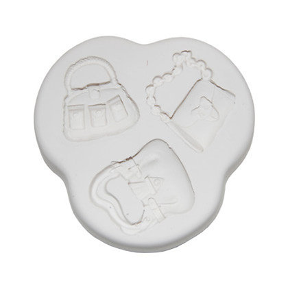 Squire's Kitchen silicone mould Handbags 2