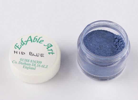 Edable Art colour dust - mid blue (blue)