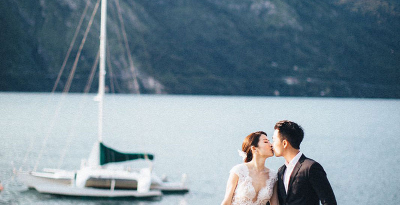 Hunt Down Your Dream Wedding Dress at These 7 Hong Kong Bridal Shops! - Bride and Breakfast