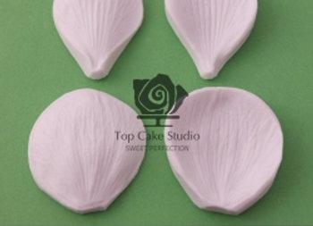 Top Cake Studio:  Double-sided anemone petal veiner