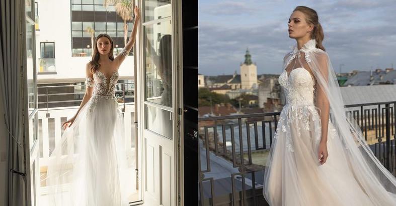 2020最新婚紗:以色列品牌Romanzo by Julie Vino、NOYA by Riki Dalal凸顯氣質 - Elle.com