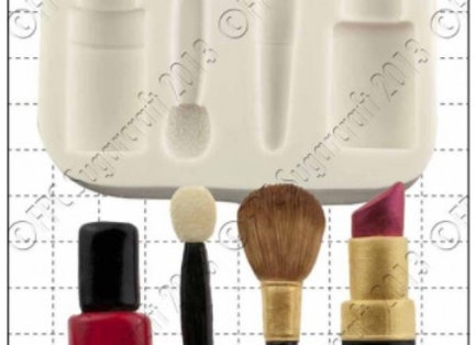 FPC Sugarcraft:  Make up silicone mould