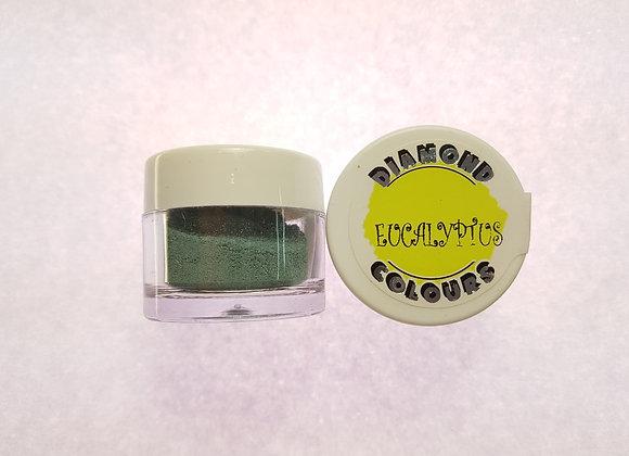 Diamond Colours colour dust - eucalyptus (green)