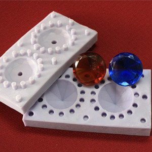 Petal Crafts:  3D Diamond silicone mould