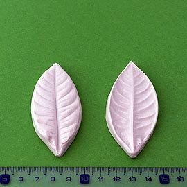 Top Cake Studio:  Double-sided gardenia leaf veiner