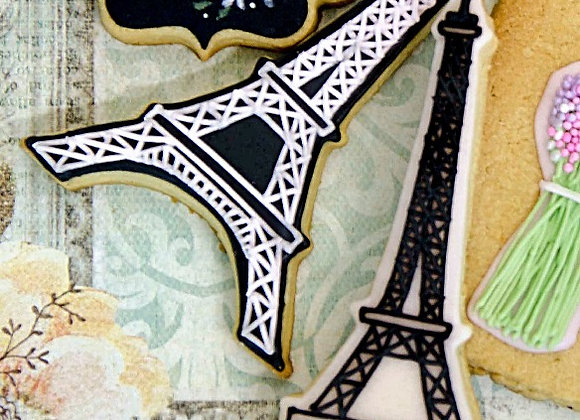 The Cookie Cutter Shop:  Eiffel Tower cookie cutter
