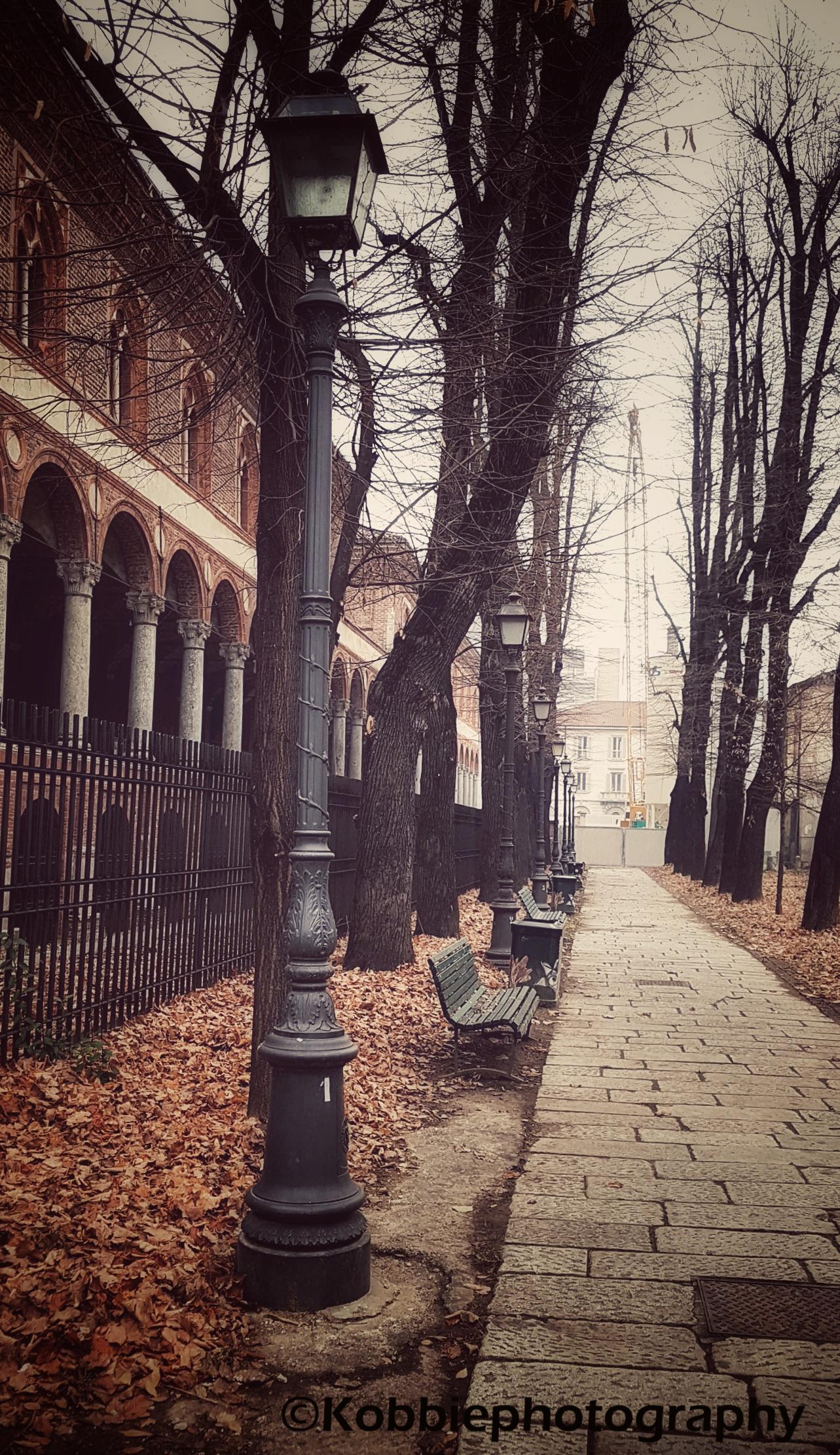 automnIn Milano